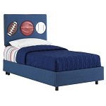 Three Sport Bed In Denim Blue