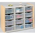 Preschooler Big Bin Storage (Assembled)