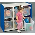 Preschooler Extra Deep Big Bin Storage (ASM)