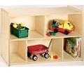 Preschooler Shelf Storage (ASM)