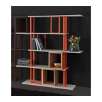 Elevate 1 - Modern Grey Display Unit