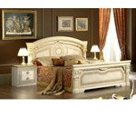 Aida - Traditional Italian Bed Made in Italy King Size Only