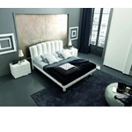 Armonia - Modern Bed In Eco-Leather