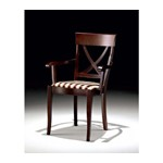 Bakokko Arm Chair Model 8010-A