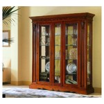 Montalcino Dining Display Cabinet
