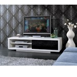 D3034 - Modern White TV Entertainment Unit