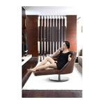 Divani Casa K01 - Modern Leather Leisure Chair