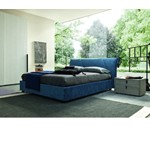 Esprit - Modern Eco-Leather Bed