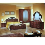Melania - Italian Classic 5PC Bedroom Set