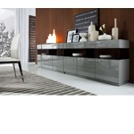 Modern Grey Buffet - B122