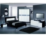 Moon Italian Modern Bedroom Set