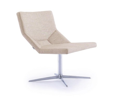Pico - Lounge Fabric chair