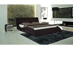 S614 - Contemporary Eco-Leather Bed