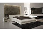 S616 - Contemporary Eco-Leather Bed