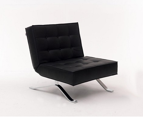 Santa Fe - Leather Lounge Chair