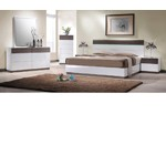 Soli - Modern Bedroom Bed Set