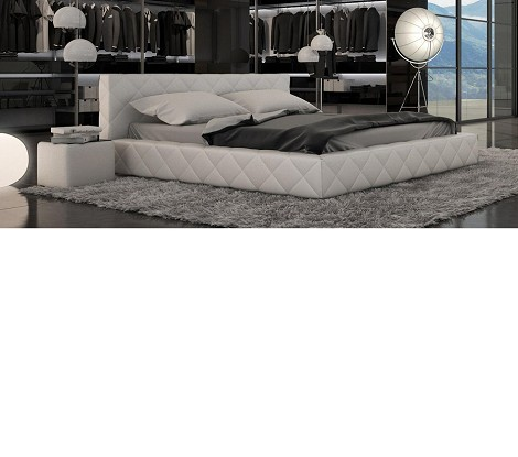 Svono- Modern Eco-Leather Bed