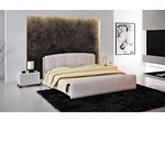 U502 - Modern Eco-Leather Bed