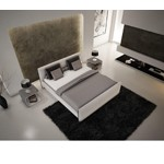 U504 - Modern Eco-Leather Bed