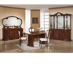 Elizabeth - Italian Traditional Dining Set