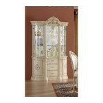 Rossella - Classic 3 Door China Cabinet