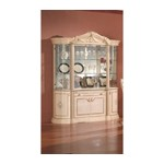 Rossella - Classic 4 Door China Cabinet