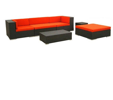 2903 Patio Sofa Set