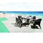 CZ-2063 Outdoor Patio Set With Cushions