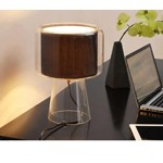 7004 - Modern Brown Table Lamp