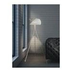 7008 - Modern White Floor Lamp