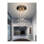 7019 - Modern Glass Pendant Lighting