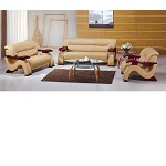 Divani Casa 2033 - Modern Leather Sofa Set