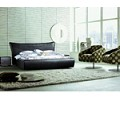 B350B - Modern Eco-Leather Bed