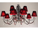 S1051 - Modern Red Pendant Lighting