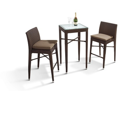 HT25 Patio Bar table and Chairs