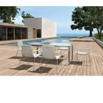 H60 - Modern Patio Dining Set