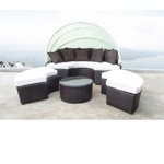 Bari - Contemporary 4 Piece Sofa Set