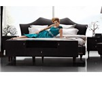 Buso - Transitional Black Bed