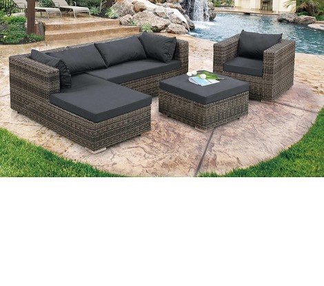 Kokomo - Modern Outdoor Sofa Set