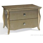 Armani Gold Nightstand