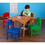 Nantucket Table & 4 Primary Chairs