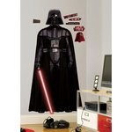 Star Wars Classic Vadar Peel & Stick Giant Wall Decal