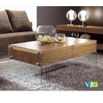 Modern Floating Coffee Table