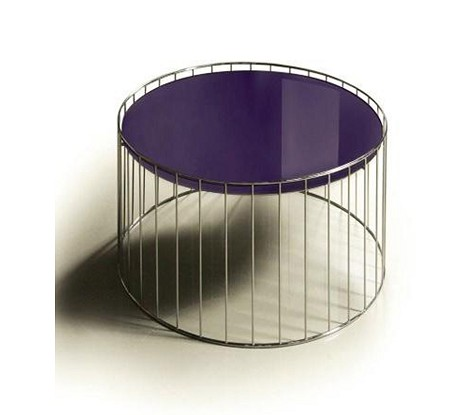 T47A Purple End Table
