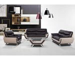 Divani Casa 3035C - Modern Leather Sofa Set