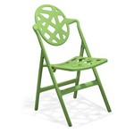 Meringue Dining Chair Green (Set Of 4 )