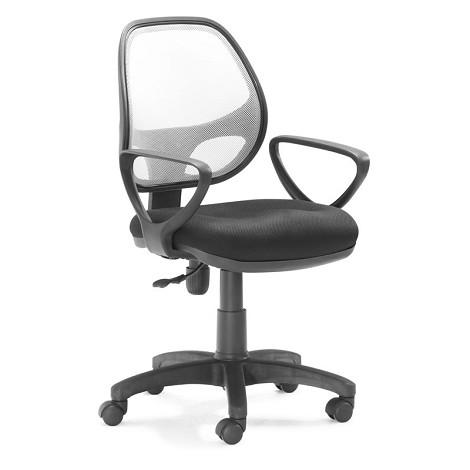 Analog Office Chair Gray