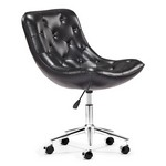 Bon Bon Office Chair Black