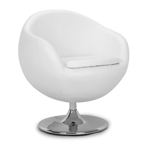 Bounce Chair White