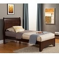 West Haven Twin Low Footboard Sleigh Bed